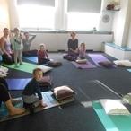 Sobotní jóga pro děti a rodiče s Hankou